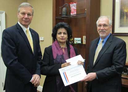 Campus Community Partnership Foundation : CASE Grant winner